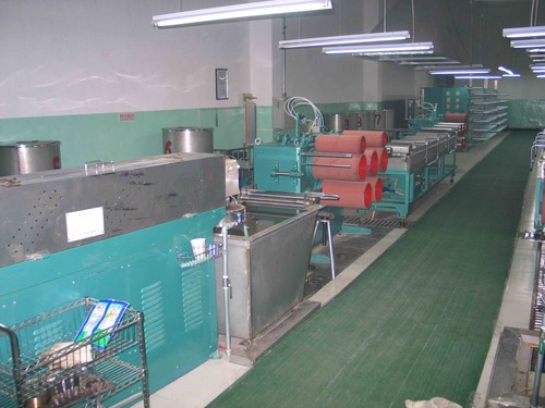 Pe And Nylon Monofilament Extruder Machines