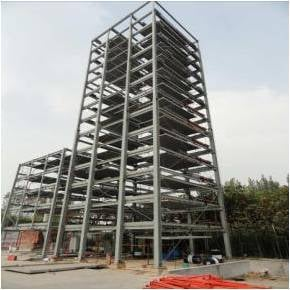 Tower (Elevator) Type Car Parking System