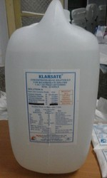Concentrated Haemodialysis Solution Chemicals