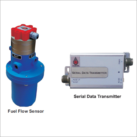 Fuel Monitoring System For Truck