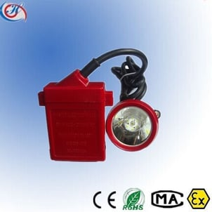 Lithium Battery Rechargeable Miners Head Lamp
