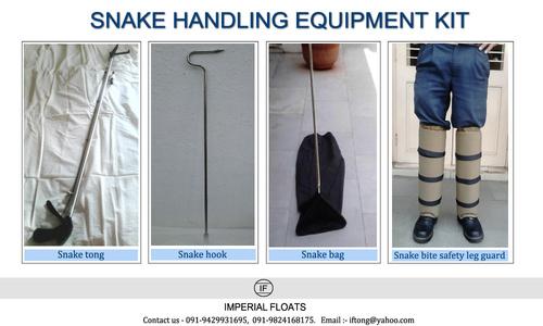 Snake Handling Equipment Kit in  Bhagatalao