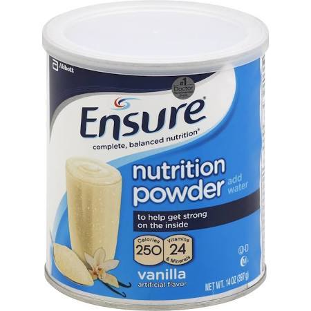 Ensure Nutrition Powder