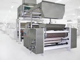 Iron Biscuit Manufacturer Machine