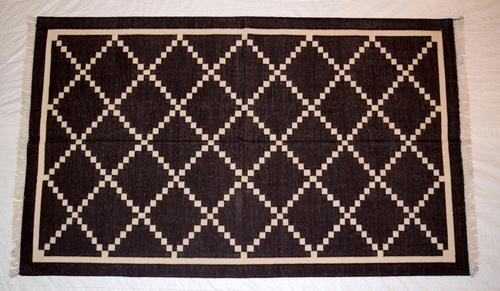 Handwoven Designer Cotton Durries