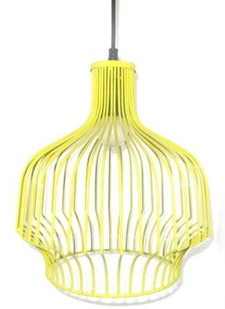 Low Cost Hanging Shape Lamp in  New Area