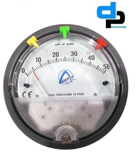 Aerosense Differential Pressure Gauges
