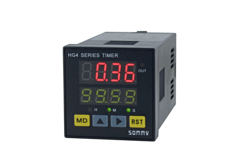 Hg Series 4 Digit Digital Timer