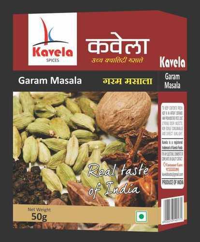 Powder Of Garam Masala