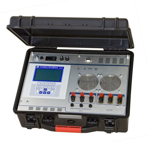 Phantom Load Test Set (Electronic Load Generator)