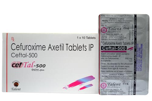 Ceftal-500 Cefuroxime Axetil Tablets