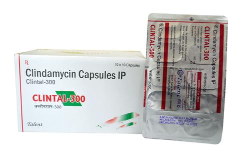 Clintal-300 (Clindamycin Capsules I.P.)