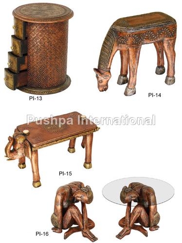 Finest Antique Wooden Center Tables
