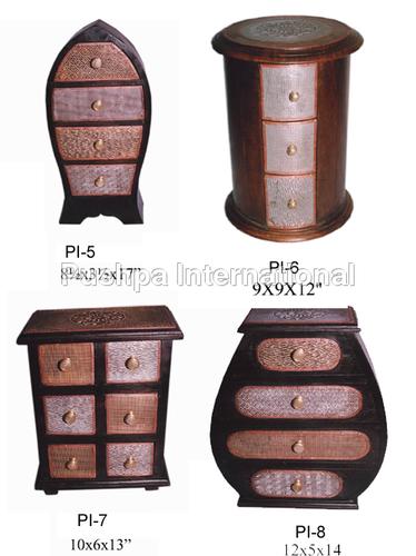 Premium Quality Antique Wooden Bedside