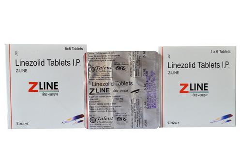 Z-Line (Linezolid Tablets)
