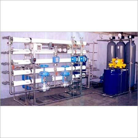 Commercial Dm Water Supply Unit