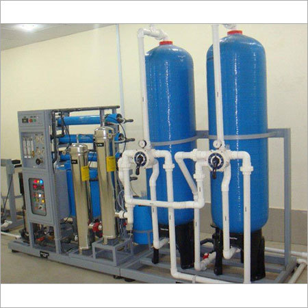 Demineralised Water Supply Unit