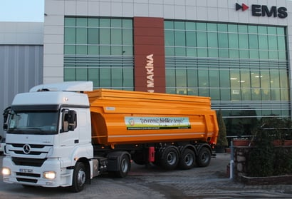 Tipper Trailer Certifications: Iso 9001