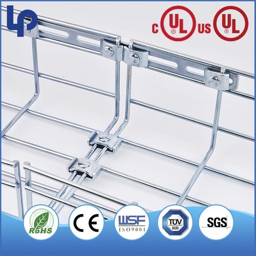 Wire Mesh Cable Tray Basket Tray in Ningbo, Zhejiang - Ningbo Lepin ...