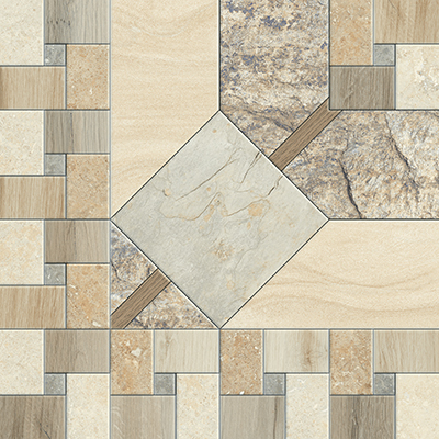 Rigid House Digital Floor Tiles