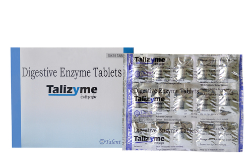 Talizyme (Digestive Enzymes Tablets)