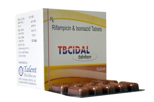 Tbcidal (Rifampicin & Isoniazid Tablets)