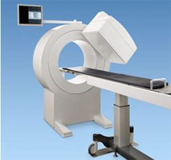 Single Head Gamma Camera