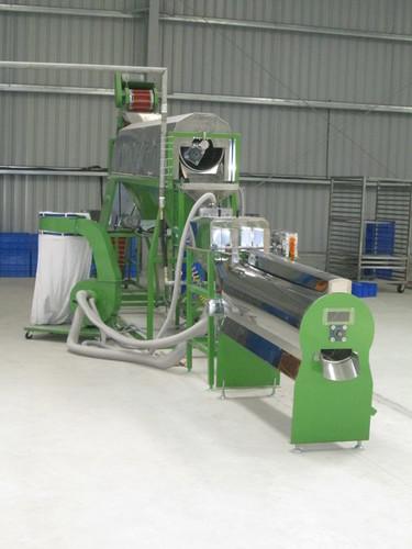Cashew Peeling Machine