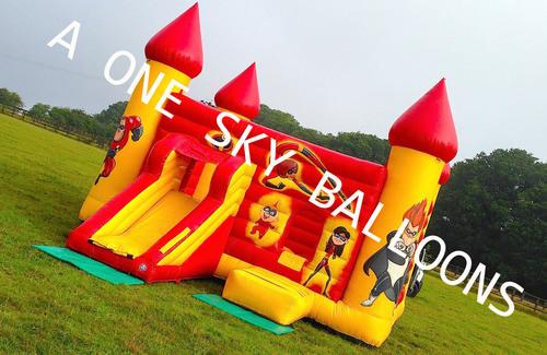 Inflatable Castle Jump Bouncy