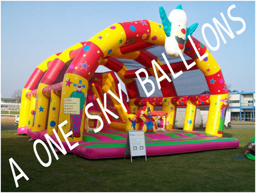 Inflatable Jumped Bouncy