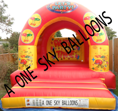 Kids Inflatable Jump Bouncy