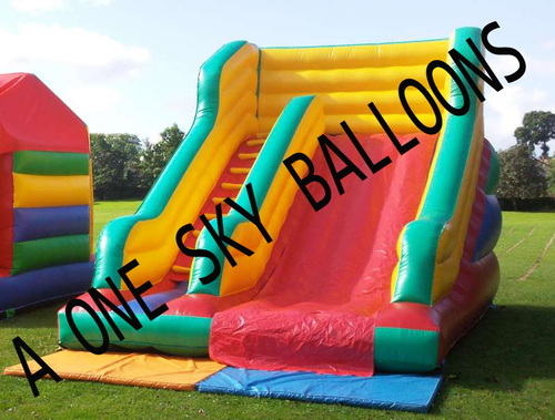 Kids Inflatable Slid Jump Bouncy
