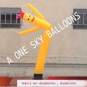 Advertising And Promotional Sky Air Dancer