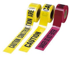 Customized Warning Tapes