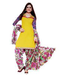 Deeptex Unstiched Ladies Suits Fabrics  in  Sarangpur