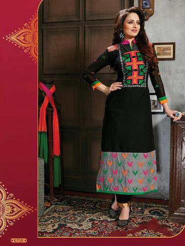 Exclusive Designer Cotton Suit in  Sarangpur