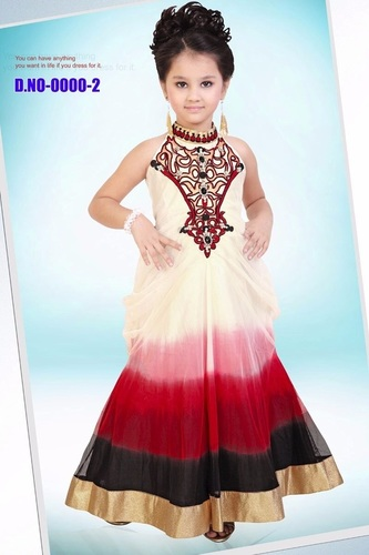 Girls Evening Gown