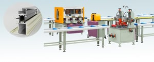 Thermal Break Assembly Machinery