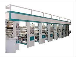 High Speed Rotogravure Printing Machine in  Prashanthi Nagar