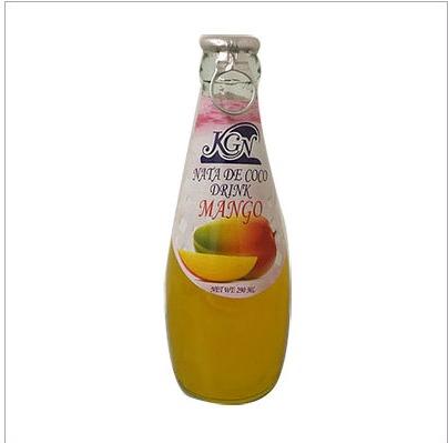KGN Nata De Coco (Mango) Drink