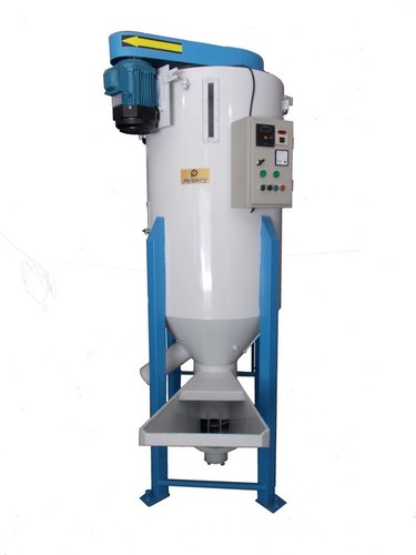 Vertical Material Mixture Machine
