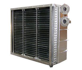 Ss Steam Finned Tube Heat Exchanger