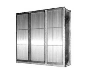 Weather Louvers