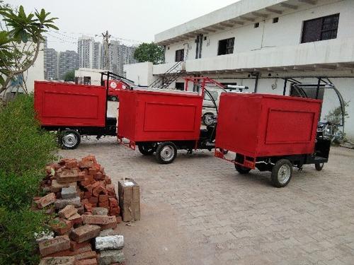 Electric Cargo Rickshaw in  New Area