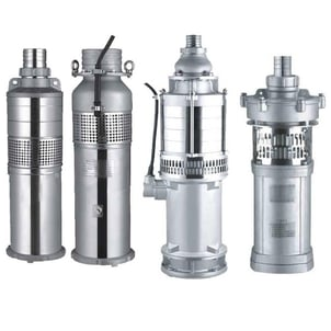 Qy-S Stainless Steel Oil-Filled Pump