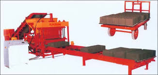 Clay Brick Making Machine