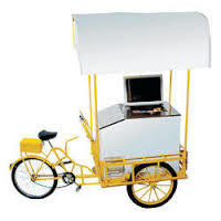 Eutectic Fow Deep Freezer 90 litres Tricycle Model