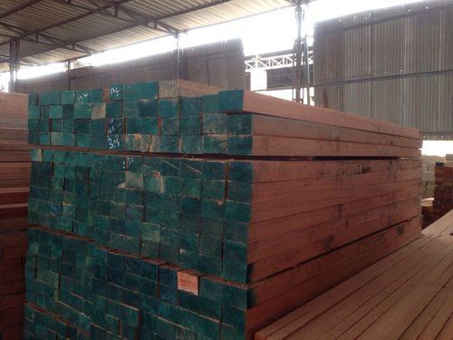 Premium Grade Red Meranti Super Kari Wood