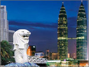 Singapore Tours Services in  Anand Nagar