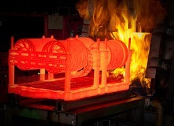 Stress Relieving Heat Treatment Services